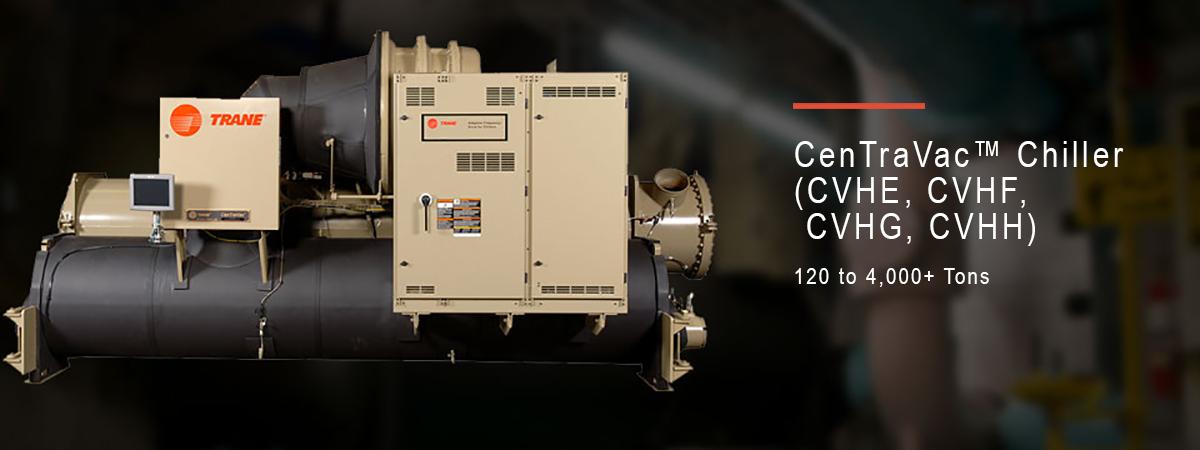 Products-CenTraVac Chiller-CVHE/CVHF/CVHG
